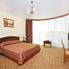 Гостиница Виктория Стандартный номер с различными типами кроватей фото 5