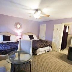 Отель The Mount Vernon Inn 2* Стандартный номер с различными типами кроватей фото 7