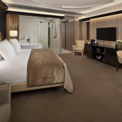 Отель Gran Melia Palacio De Los Duques 5* Люкс Red level разные типы кроватей