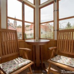 Отель Wellness Pension Ametyst 3* Номер Делюкс фото 11