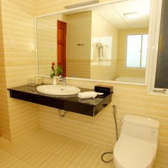 Begonia Nha Trang Hotel 3* Стандартный номер с различными типами кроватей фото 5