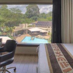 Tribe Hotel 5* Улучшенный номер с различными типами кроватей фото 3