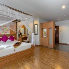 Bhukitta Hotel & Spa 4* Номер Делюкс с двуспальной кроватью фото 4