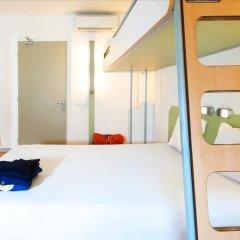 Отель ibis budget Paris Porte de Pantin 2* Стандартный номер с различными типами кроватей фото 2