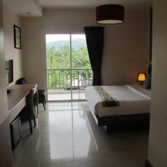 Отель Phuket Jula Place 3* Улучшенный номер с различными типами кроватей фото 4