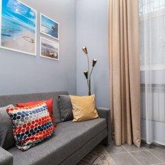 Мини-Отель Брусника Полежаевская Стандартный номер с различными типами кроватей фото 16