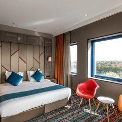 Отель XO Hotels Couture Amsterdam 4* Стандартный номер с двуспальной кроватью