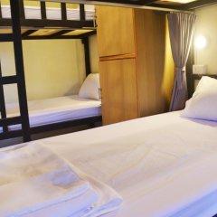Chang Hostel Кровать в общем номере с двухъярусной кроватью фото 4