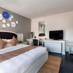 Alba Spa Hotel 3* Номер Делюкс с различными типами кроватей фото 3