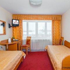 Гостиница Вятка Стандартный номер с 2 отдельными кроватями фото 3