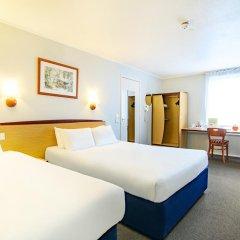 Отель Campanile Manchester 2* Стандартный номер с различными типами кроватей фото 5