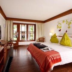 Отель Kamala Beach Resort a Sunprime Resort 4* Номер Делюкс с двуспальной кроватью фото 7