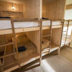 Гостиница Шымбулак 3* Кровать в общем номере двухъярусные кровати фото 10
