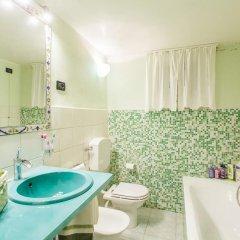 Отель Cà Marcello Resort Италия, Спинеа - отзывы, цены и фото номеров - забронировать отель Cà Marcello Resort онлайн ванная