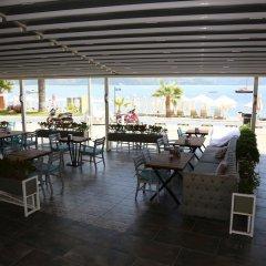 B&B Yüzbasi Beach Hotel Мармарис питание фото 3