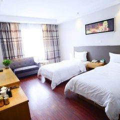 Отель Insail Hotels Railway Station Guangzhou 3* Номер Бизнес с различными типами кроватей фото 12