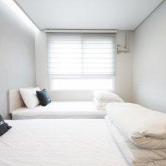 K-Grand Hotel & Guest House Seoul 2* Стандартный номер с 2 отдельными кроватями