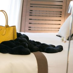 Ambra Cortina Luxury & Fashion Boutique Hotel 4* Стандартный номер с различными типами кроватей фото 8