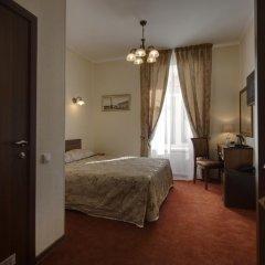 Мини-отель Соната на Невском 5 Номер Комфорт разные типы кроватей фото 24