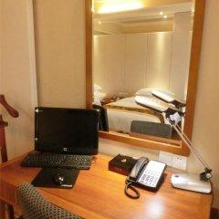 Baiyun Hotel Guangzhou 4* Представительский номер с различными типами кроватей фото 6