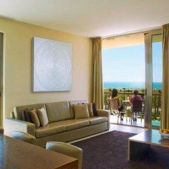 Salgados Dunas Suites Hotel 5* Люкс с различными типами кроватей фото 5
