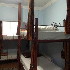 Big Apple Hostel & Hotel Кровать в общем номере с двухъярусной кроватью фото 11