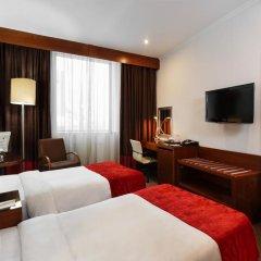 Гостиница DoubleTree by Hilton Novosibirsk 4* Стандартный номер разные типы кроватей фото 10