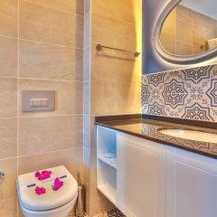 Oreo Hotel Турция, Каш - отзывы, цены и фото номеров - забронировать отель Oreo Hotel онлайн ванная