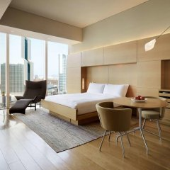 Отель Park Hyatt Seoul 5* Стандартный номер с различными типами кроватей фото 2
