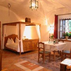 Hotel Schloss Thannegg 4* Люкс с различными типами кроватей