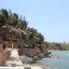 Hotel Jardin Savana Dakar пляж