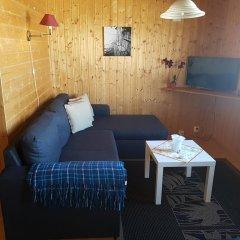 Отель Tjeldsundbrua Camping Коттедж с различными типами кроватей фото 8