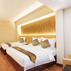 Nhat Ha 1 Hotel 3* Номер Делюкс с различными типами кроватей фото 5