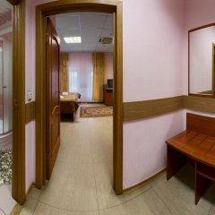Гостиница ГородОтель на Белорусском 2* Стандартный семейный номер с двуспальной кроватью фото 5