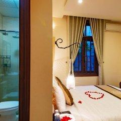 Отель Camellia Flavor Villa 3* Улучшенный номер с различными типами кроватей фото 2