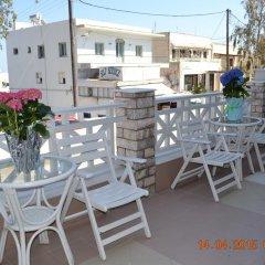 Hotel Lignos Стандартный номер с двуспальной кроватью фото 8