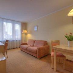 Отель Apartamenty Zgoda 3* Стандартный номер фото 2