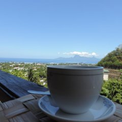 Отель Tahiti Relocation Пунаауиа балкон
