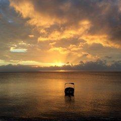 Отель Guest Beach Bungalow Tahiti Французская Полинезия, Махина - отзывы, цены и фото номеров - забронировать отель Guest Beach Bungalow Tahiti онлайн пляж