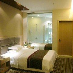 Guanglian Business Hotel Zhongshan Xingbao Branch 3* Номер Делюкс с различными типами кроватей