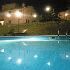 Отель Villa Vallocchia Сполето бассейн фото 3