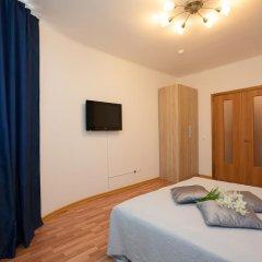 Апартаменты Максим комната для гостей фото 3