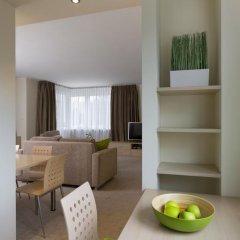 Отель Media Park 4* Улучшенные апартаменты фото 15