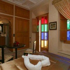 Отель Riad Zaki 4* Номер Делюкс с различными типами кроватей фото 4
