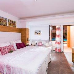 High Beach Hotel 4* Улучшенный номер с различными типами кроватей фото 2