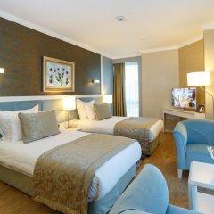 Отель Byotell Istanbul 5* Стандартный номер с двуспальной кроватью фото 5