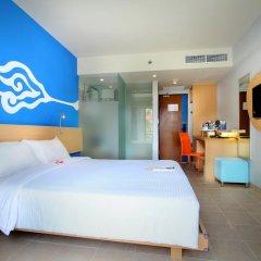 Отель Best Western Kuta Beach 3* Номер Делюкс с различными типами кроватей