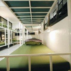 Euro Asia Hostel Кровать в общем номере с двухъярусной кроватью фото 5