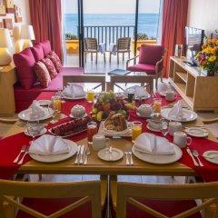 Отель Fiesta Americana Cancun Villas 3* Люкс с разными типами кроватей фото 3
