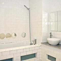 Отель Manchester Knights ванная